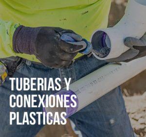 TUBERIAS Y CONEXIONS PLASTICAS